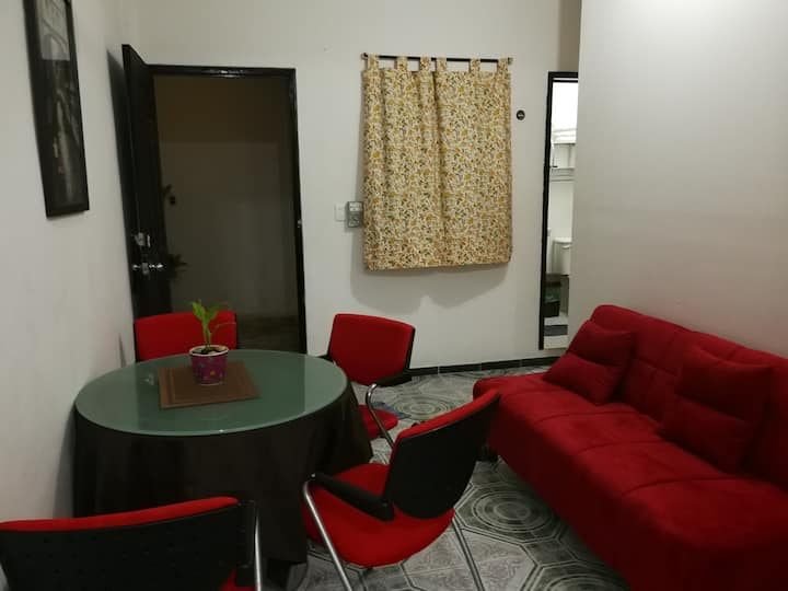 Bonito departamento en Cancun 3