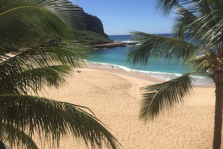 BEACHFRONT DEAL $1792 any length stay April 1 - 30 - Waianae - Departamento