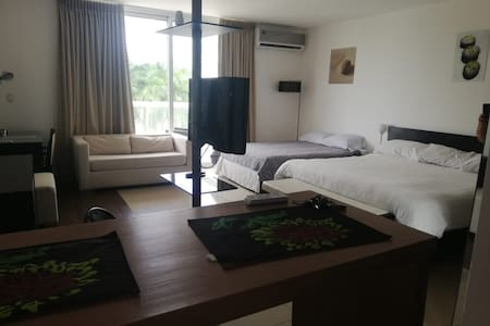 Apartamento en Playa Blanca para 4 huespedes