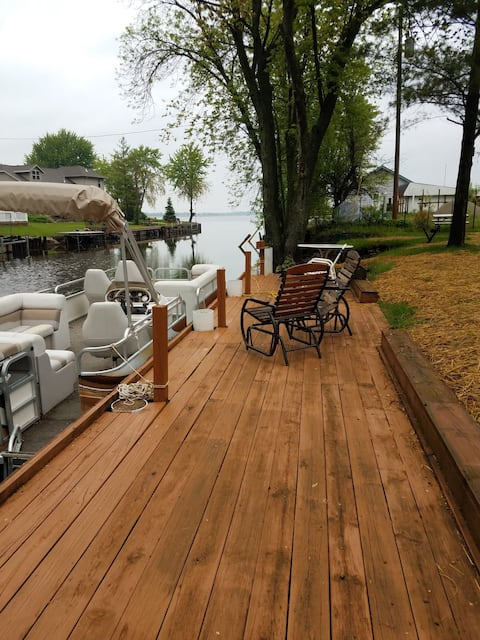Jerry's Place on Partridge Lake/Wolf River