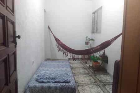 Quarto Aconchegante - Vila Sônia, São Paulo/SP