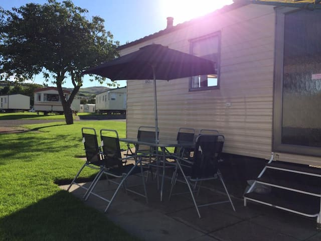 8 berth holiday home. Craig Tara Ayrshire Scotland - Ayr - Annat