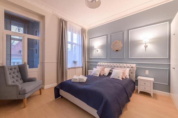 JP Sopot Apartamenty - to styl, spokój i komfort