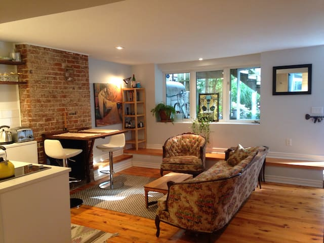 Cozy & Stylish Micro-Flat in the Heart of Halifax - Halifax - Apartment