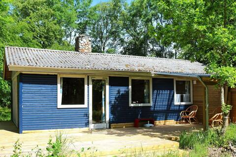 Rustic Holiday Home in Hadsund Near the Sea