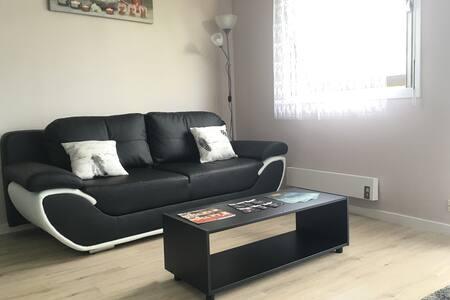 Appartement Le Berry + Parking - Apartment