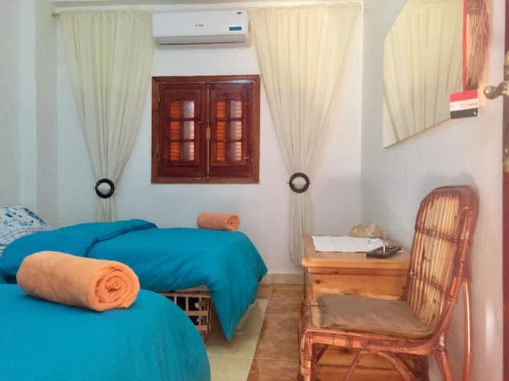 Room 2/4 in Siwa Oasis