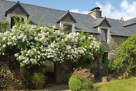 .Maison bretonne