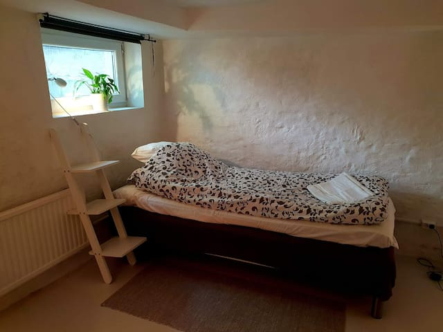 Simple room great location! Unit two
