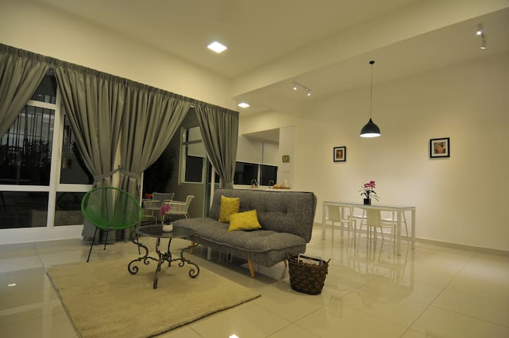 C & A Homestay @ Ferringhi - Batu Ferringhi - Apto. en complejo residencial