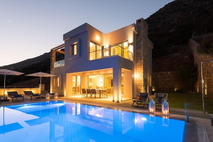 Elounda Luxury Villas - Topaz - Σχίσμα Ελούντας - Βίλα