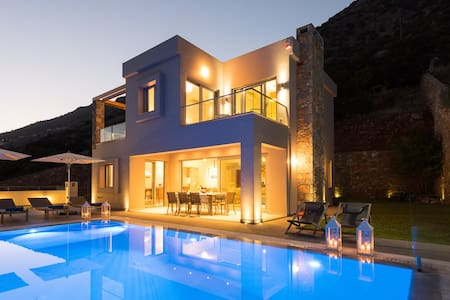 Elounda Luxury Villas - Topaz - Σχίσμα Ελούντας - Villa