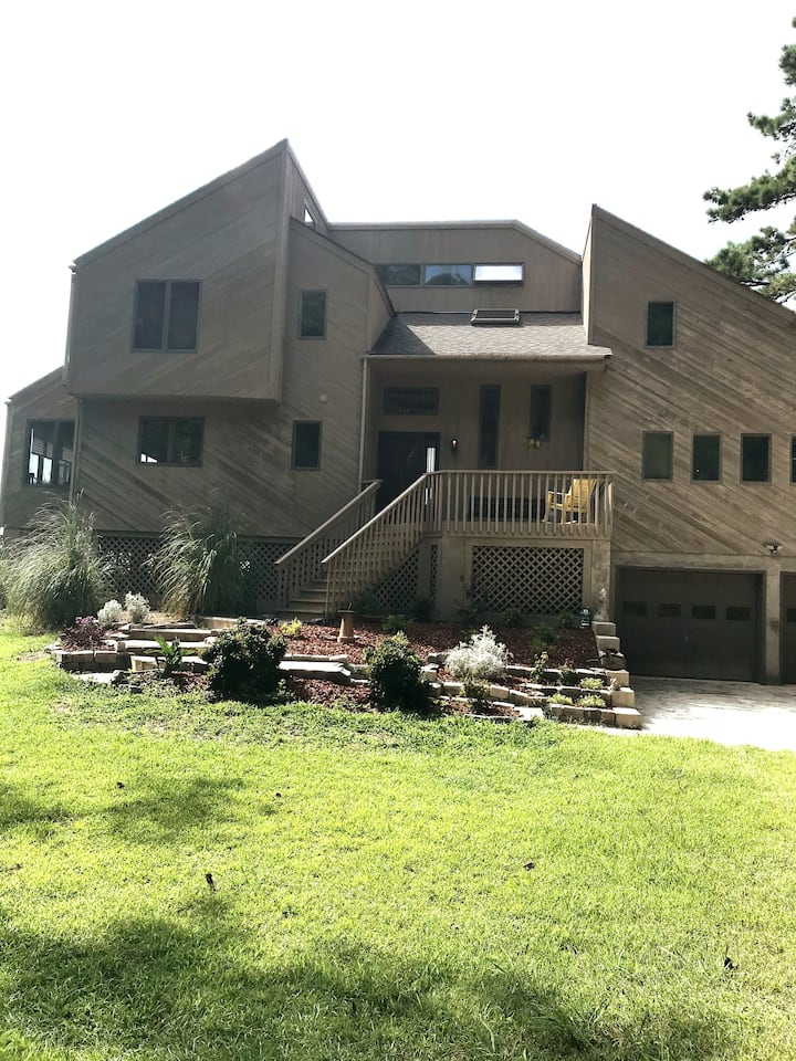 Pamilico Waterfront Home with beautiful views