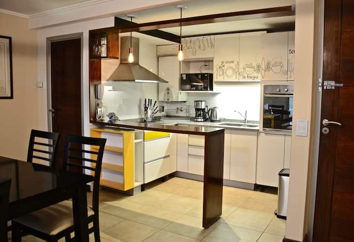 San Martin Park Apartment