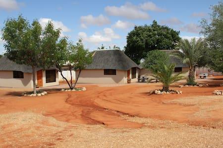 Kalahari Getaway, Aranos, Namibia