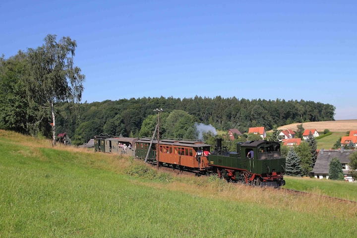 Ferienwohnung Bahnelblick im Zittauer Gebirge