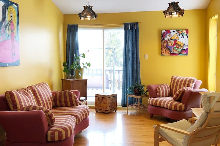 Maison chaleureuse au coeur du Royaume du Saguenay