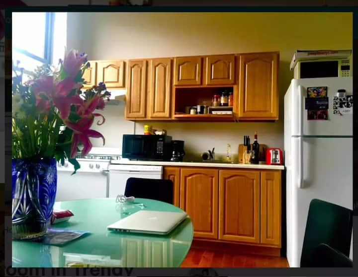 Private Large Bedroom in Trendy Williamsburg Loft