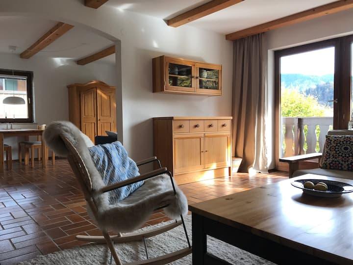 """Apartment """"Linde"""" im Chiemgau"""