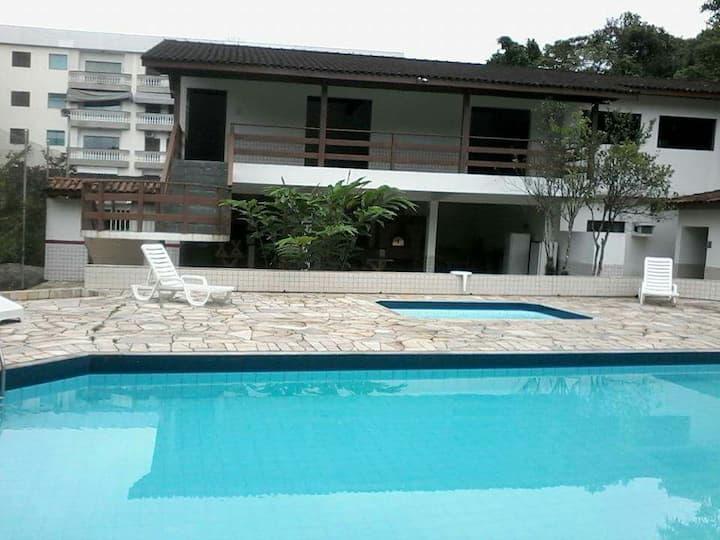 Paraíso em Ubatuba! Apartamento Itaguá.