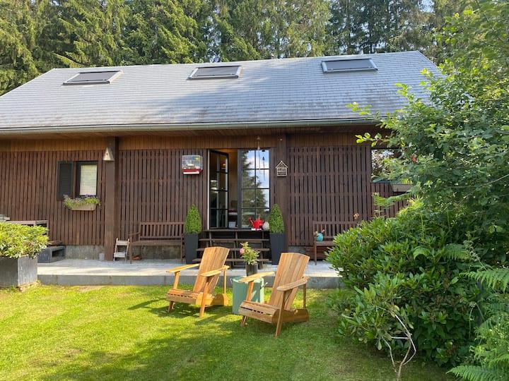 Magnifique Chalet cosy 6 personnes avec sauna