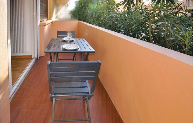 Holiday apartment with 1 room on 30m² in Roquebrune Cap Martin