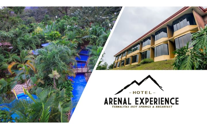 Hotel Arenal Experience & Termales Incluidas