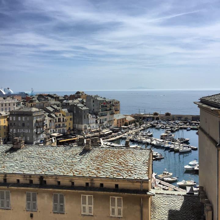 Appartement vieux port Bastia