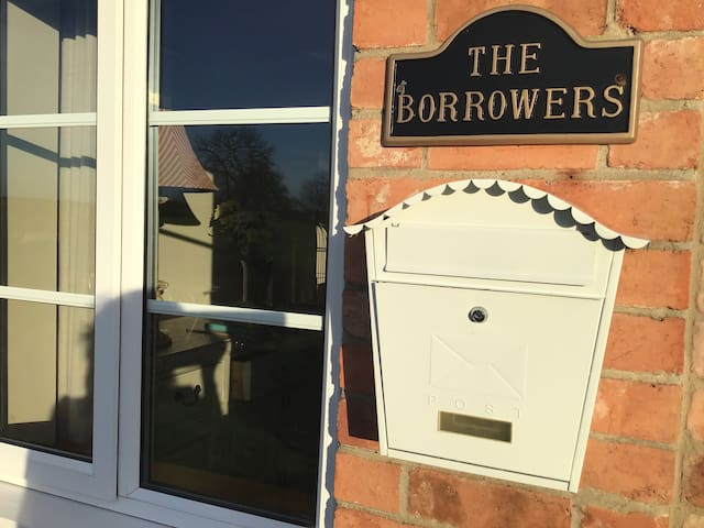 The Borrowers - a traditional welcome