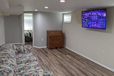 New basement Apartment with Main Street Living