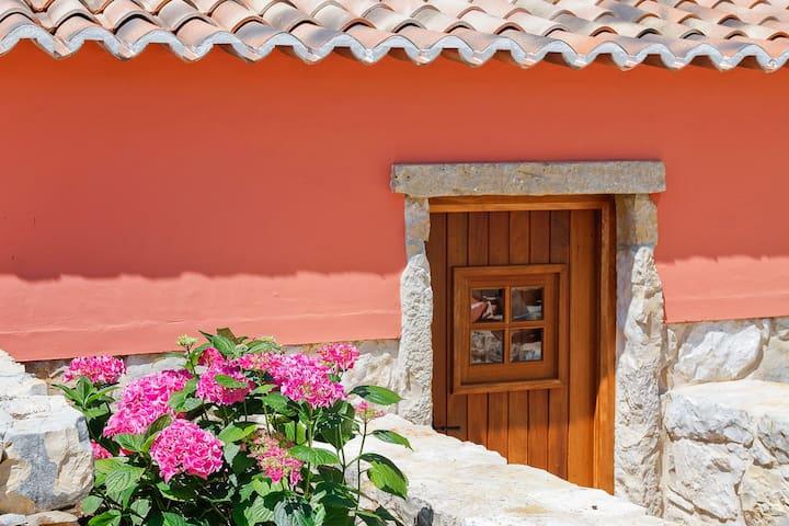 Casa rústica com piscina e vista para a serra - Ansião - Huvila