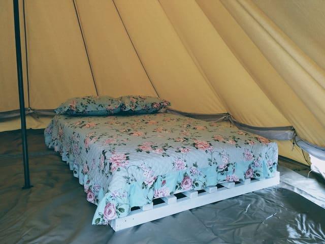 Luxury Tent in Hotel La Costa International