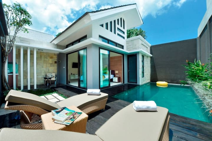 Luxury 1 Bedroom Villa - La Paradis Canggu