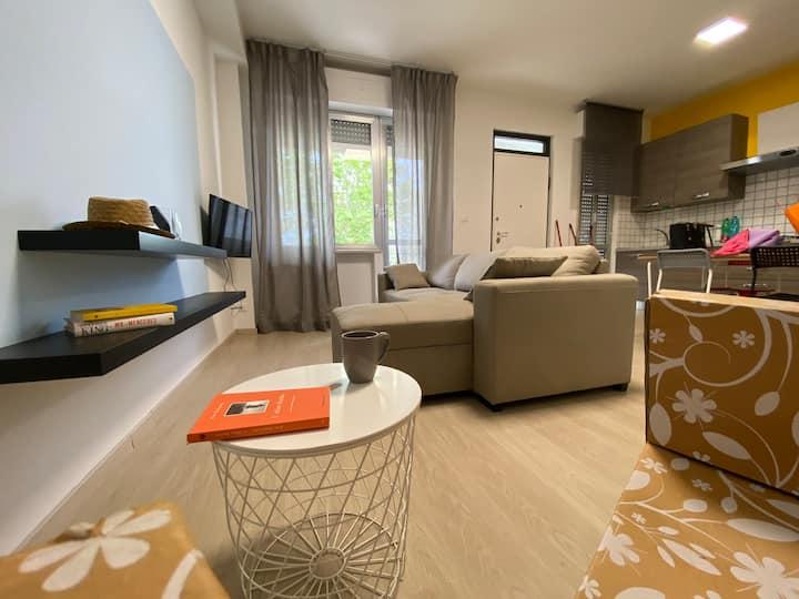 Appartamento Frontemare Giulianova