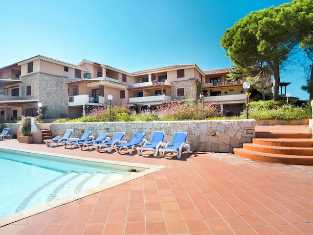 Apartment Residence Bougainvillae for 4 persons