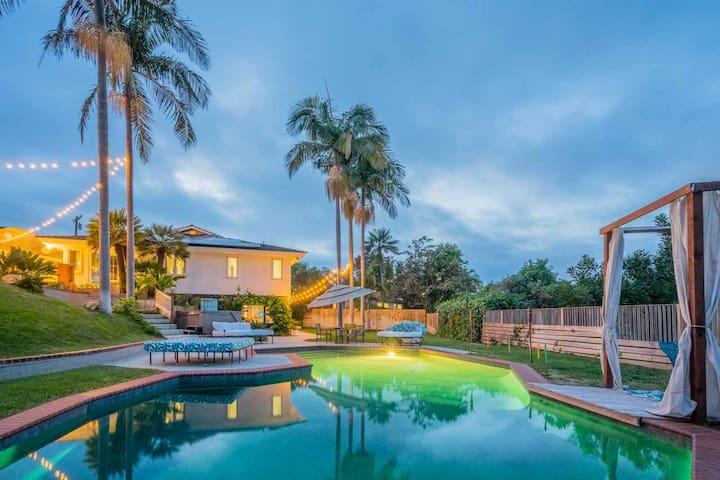 La Jolla Midcentury Estate Home