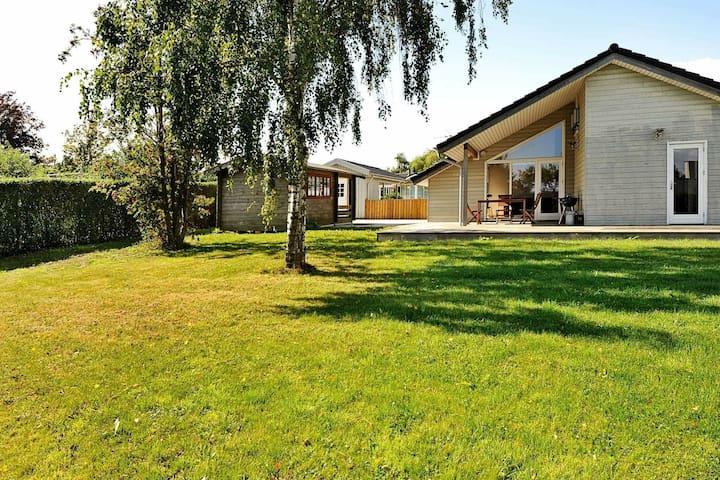 Modern Holiday Home in Borkop Jutland with Sauna