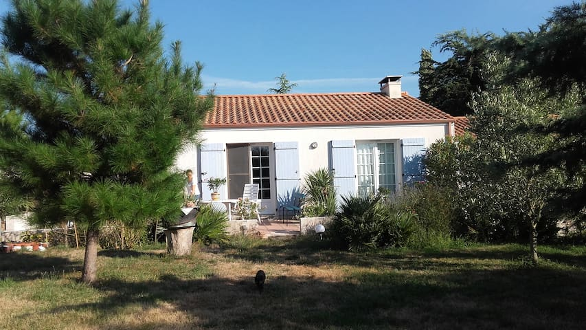 Maison de vacances aux Moutiers en Retz
