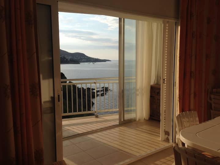Appartement 2 chambres vue panoramique sur la mer