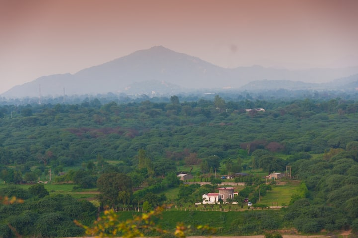 Dhyanam retreat:closest to the nature