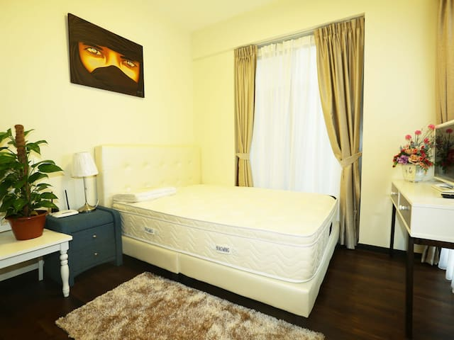 A Charming Junior Master Room near CBD Area 072902 - Singapore - Huoneisto