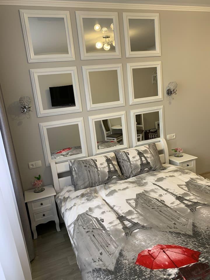 Apartment Studio in PARIS style