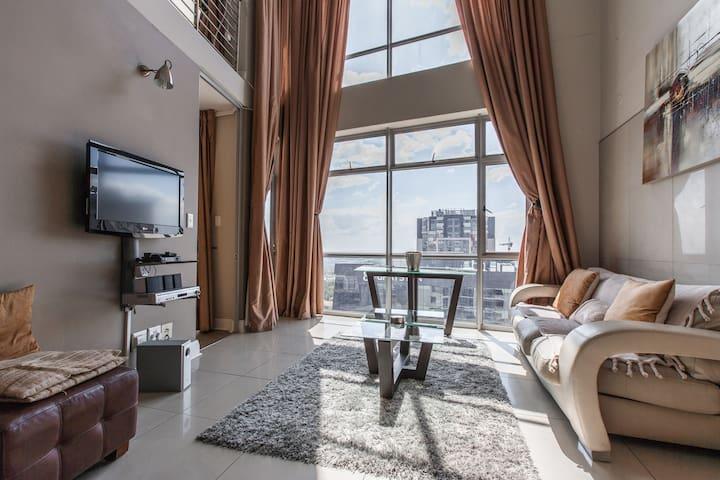 Hydro Sandton Executive Apartments