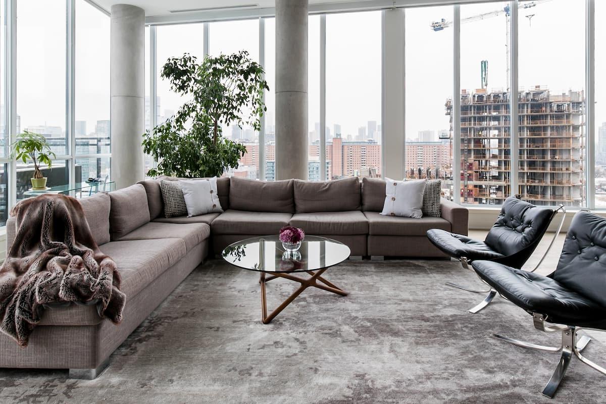 Sky High City Penthouse, Huge Private Balcony & Hot Tub