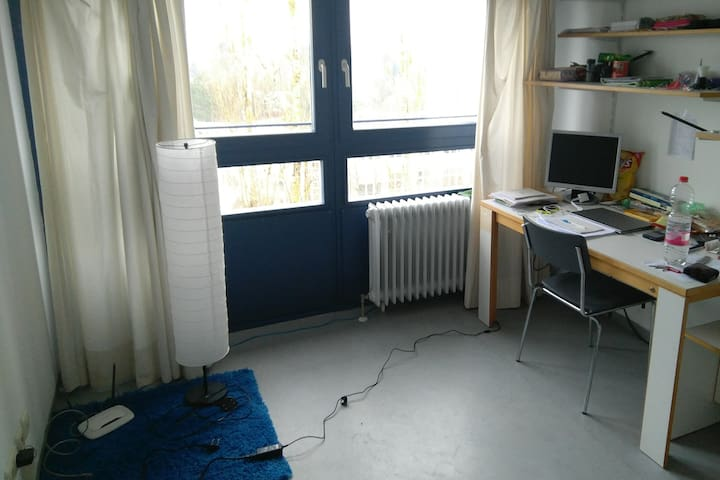 Single room in Grosshadern. Close to U6 metro. - Monachium - Apartament