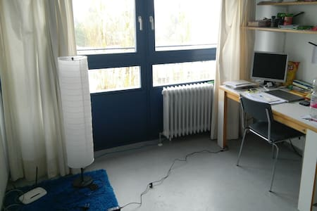 Single room in Grosshadern. Close to U6 metro. - Monaco