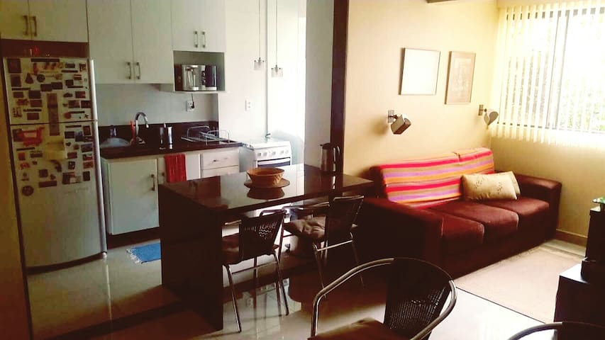 Nice flat refurbished 5 m away from the Esplanada! - Sudoeste, Brasília  - Wohnung