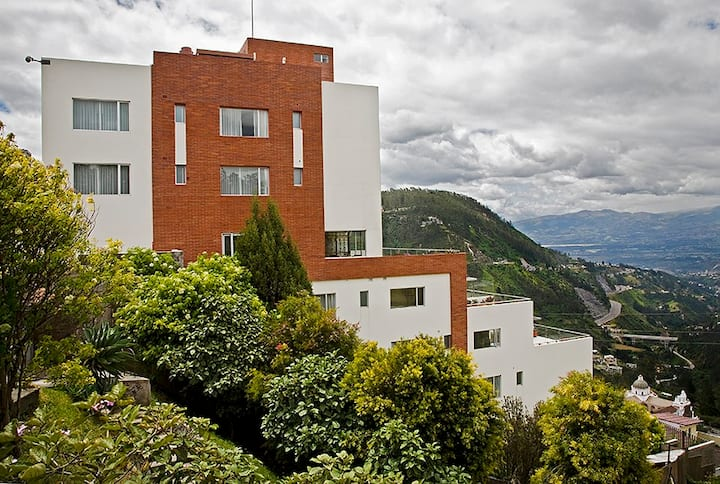 Disfruta de la mejor Vista de Quito