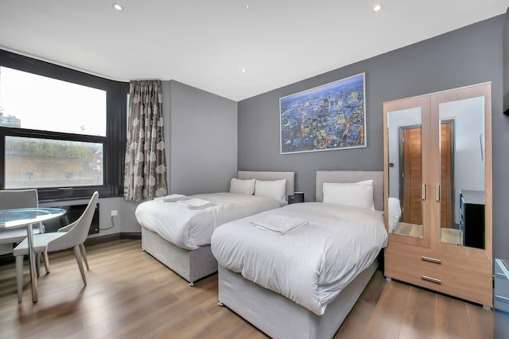 Cosy Studio Apartment- Edgware Road - Marble Arch