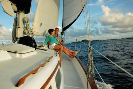 Come sailing on the ultimate couples getaway - East End